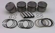 JDM Nippon Racing Honda Turbo B-Series Floating Pistons B16A B18B B18C 81.5mm N