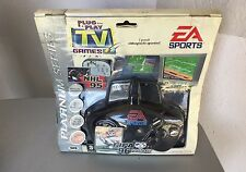 Vintage#EA Sports Jakks Plug and Play TV Games FIFA 96 & NHL 95 #NIB