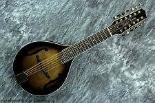 Gold Tone GM-12+*** 12-String Acoustic-Electric Mandolin For Guitarists w/ Case