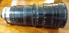 ANGENIEUX F.10-150mm 1:2-2.8 Zoom Type 15x10B Lens Paris France No.1413759