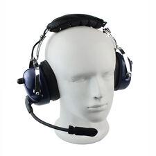2Pin PTT VOX Earpiece Headphones For KENWOOD BAOFENG UV5R 888S WOUXUN Radio TOP