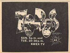 1965 KWEX SAN ANTONIO TEXAS TV AD~TOROS BULLFIGHTS IN MEXICO~UNIVISION CH 41