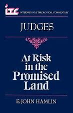 At Risk in the Promised Land: A Commentary on the Book of Judges International