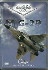 Strike Force MiG-29 DVD ( Mig29, Mig 29 ) New DVD ARCHIVE COLLECTION
