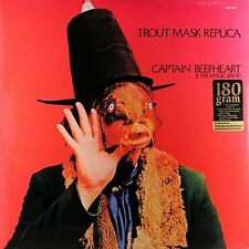 CAPTAIN BEEFHEART & MAGIC BAND Trout Mask Replica US 180g vinyl 2LP SEALED/NEW