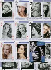 Playing Cards Early Movie Star (female) -- sealed deck