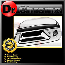 99-07 Ford Super Duty F250 F350 Triple Chrome plated ABS Tailgate Handle Cover