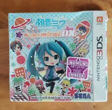 NINTENDO 3DS Hatsune Miku: Project Mirai DX Limited Edition Game NEW SEALED