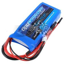 Optipower Lipo Cell Rx Battery 5000mAh 2S 25C OPR50002SRX