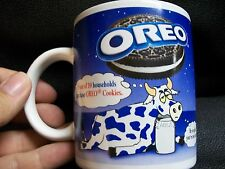 Oreo Cookie Mug Be glad your not a Cow No More Milk