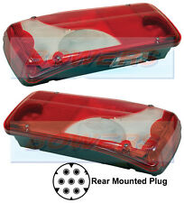PAIR OF VIGNAL LC8 RIGHT HAND OFFSIDE REAR TAIL LAMPS LIGHTS MERCEDES SPRINTER