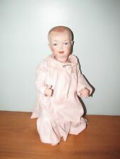 ANTIQUE BISQUE Doll Germany B7 CB Girl (J)