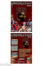 Mortal Kombat Trilogy Game NEW SEALED!  GAME.COM/Tiger Direct
