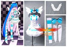 Panty&Stocking with Garterbelt Stocking Cosplay Costume