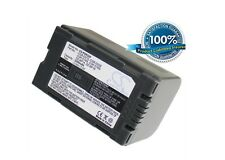 7.4V battery for Panasonic AG-HVX200, CGR-D16A/ 1B, PV-DV600K, NV-DS11EN, NV-GS3