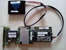 IBM ServeRAID M5210 SAS/SATA CONTROLLER+1GB FLASH E RAID 5 P/N 46C9110 O 46C9111