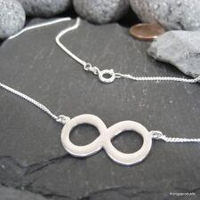 Unendlich-Symbol Halskette in 925er Silber, Infinity, endless, sonsuzluk