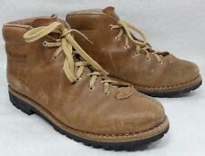Rare! Vintage Raichle Mens size 13M Leather Extreme Hiking Mountaineering Boots