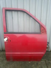 o/s front door removed from a x reg nissan vanette /serena/ ldv cub