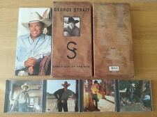 George Strait - Strait Out Of The Box (4 CD Box Set 2003)