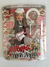 Bratz Rock Angelz Yasmin with Hat Original 2005 Version, Brand New in Box