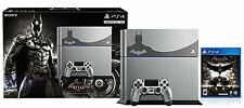 PlayStation 4 Batman Arkham Knight Bundle Limited Edition 500GB Steel CONSOLE