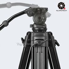 Professional Heavy Duty 1.8m Treppiede Weifeng 718 Video Camcorder DSLR Cam Studio