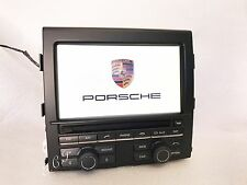 2011~2016 GENUINE Porsche Cayenne CDR31 PLUS Radio Bluetooth AUX CD Radio XM SAT