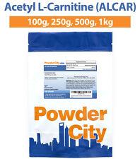 Acetyl L-Carnitine Powder (ALCAR) - 250 Grams