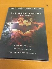 The Dark Knight Trilogy (DVD Limited-Edition Giftset)