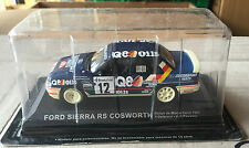 """DIE CAST """" FORD SIERRA RS COSWORTH RMC - 1991 """" RALLY DEA SCALA 1/43"""
