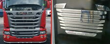 Scania Streamline R440 Cabin Decorations Stainless Steel Accessories Sets
