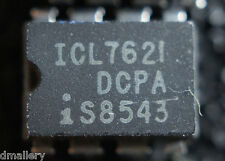 NOS Intersil  ICL7261DCPA DIP8  Ship in USA tomorrow