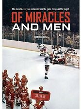 Espn Films 30 For 30: Of Miracles & Men (2016, DVD NIEUW)