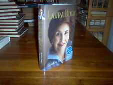 Spoken from the Heart by Laura Bush (signed)