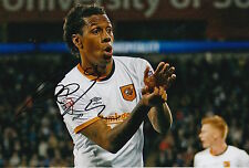 HULL CITY HAND SIGNED ABEL HERNANDEZ 12X8 PHOTO 5.