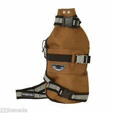 inFAMOUS 2 Cole MacGrath Sling Messenger Backpack - NEW HERO Edition Bag 3