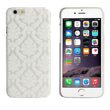 Mandala Flower Pattern Clear Hard Case Cover Skin For iphone 6 4.7Inch New