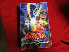 Naruto FULL COLOR Ani-Manga Clash in the Land of Snow movie ENGLISH comic book