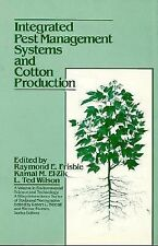 Integrated Pest Management Systems and Cotton Production (Environmental Science