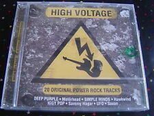 CD VA High Voltage - wie neu! - Hawkwind - Iggy Pop - Golden Earring - The Knack