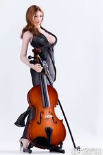 """1:6 Scale Ancient BJD Cello Model Toy For 12"""" Action Figure Model Cosplay Use"""