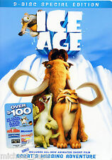 Ice Age - Special Edition - 2 DVDs - Ray Romano - NEW - Unopened In Shrink Wrap