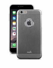 Moshi iGlaze Armour Slim Metallic Cover Case iPhone 6 PLUS & 6S PLUS - Titanium