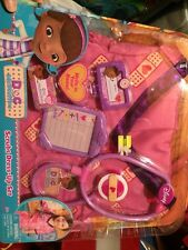 DISNEY DOC McStuffins Scrubs Dress-Up Set