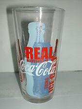 COCA COLA® VERRE ICE COLD THE REAL