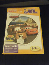 Disney Pixar Cars 2 - Version 1.0.0 (iXL Learning System) (PC, 2010)