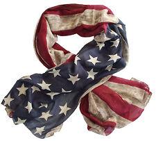 Foulard ETATS UNIS,amérique,drapeau américain,punk,rock,usa scarf,vintage