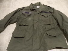 VINTAGE ORIGINAL US AIR FORCE ARMY AFTER VIETNAM M65 FIELD JACKET 1980