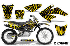 HONDA CRF 70 80 100 GRAPHICS KIT CREATORX DECALS STICKERS ZCY